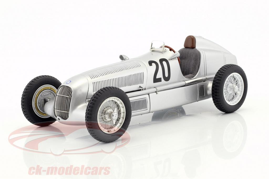 cmc-1-18-mercedes-benz-w25-no20-von-brauchitsch-formule-1-1934-winnaar-eifelrennen-m-103/