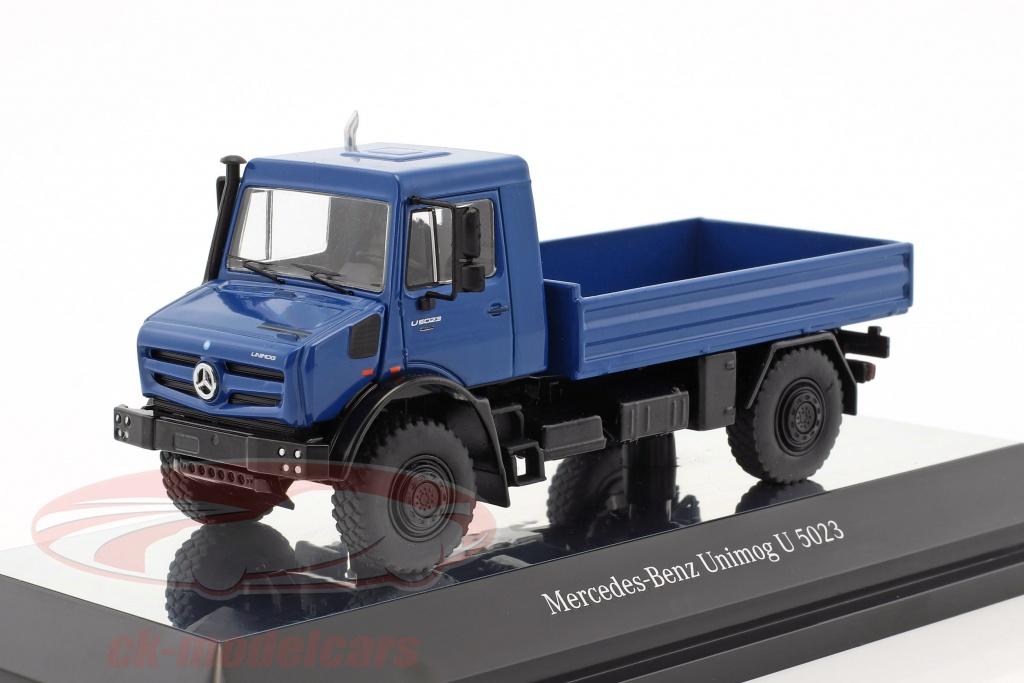 nzg-1-50-mercedes-benz-unimog-u-5000-avec-bche-bleu-argent-9111-20/