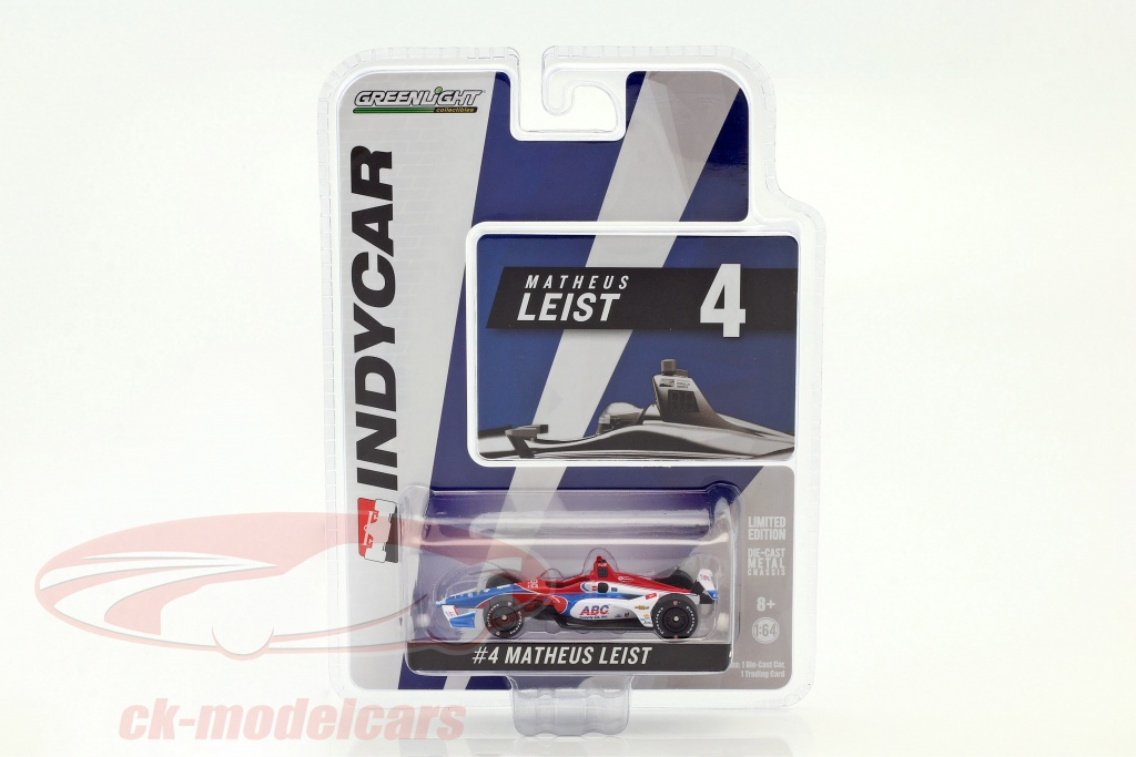 greenlight-1-43-matheus-leist-chevrolet-no4-indycar-series-2018-a-j-foyt-enterprises-1-64-10814/