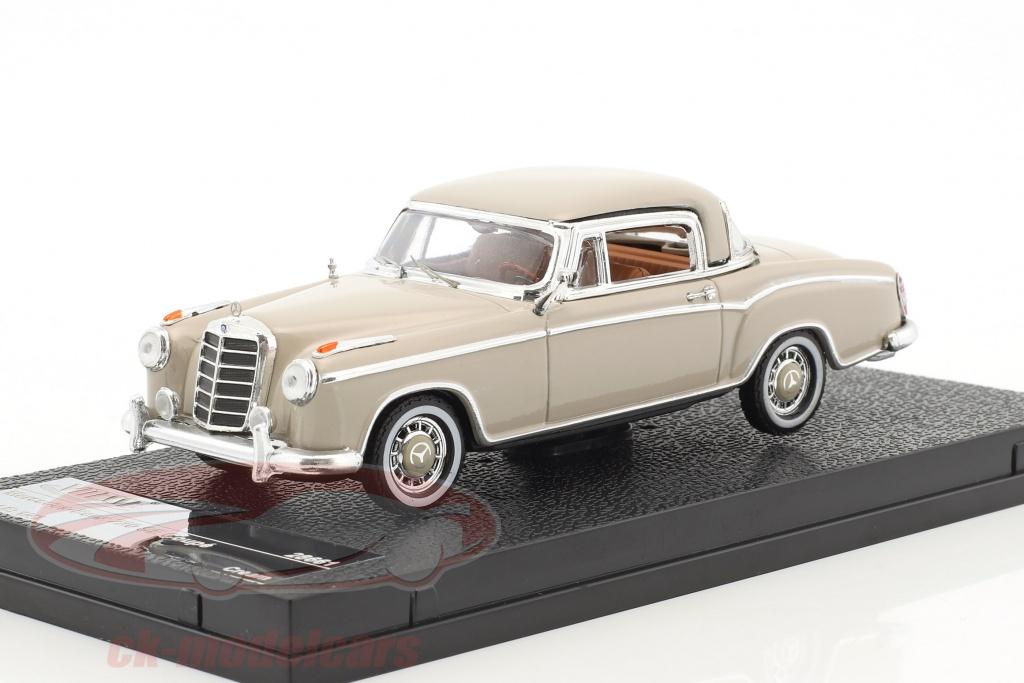 vitesse-1-43-mercedes-benz-220-se-coupe-annee-de-construction-1959-creme-28661/