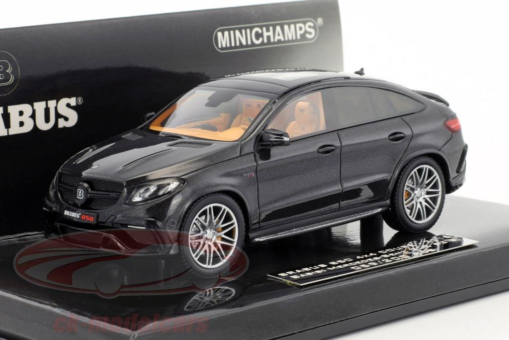 minichamps-1-43-brabus-850-4x4-coupe-anno-di-costruzione-2016-nero-metallico-437034311/