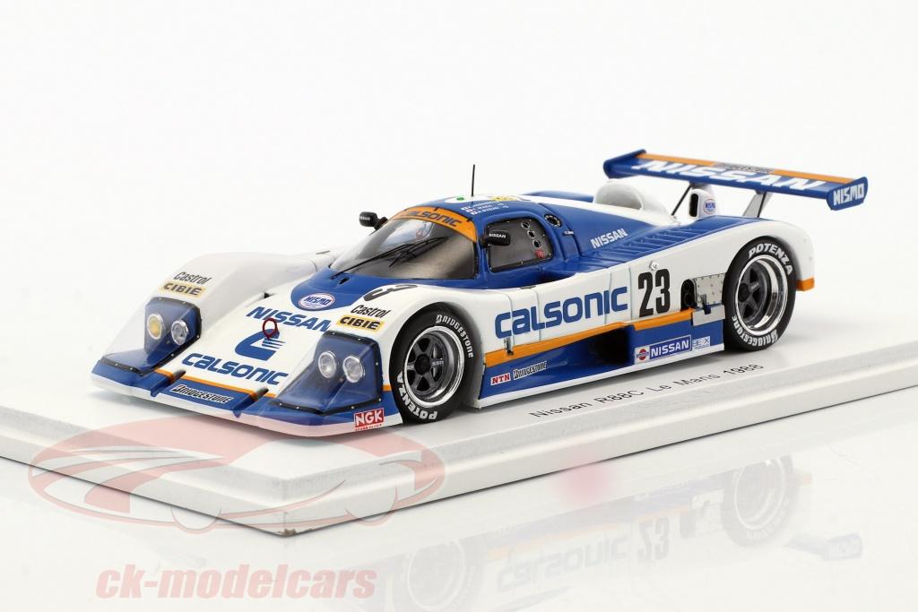 spark-1-43-nissan-r88c-no23-24h-lemans-1988-hoshino-wada-suzuki-s5080/