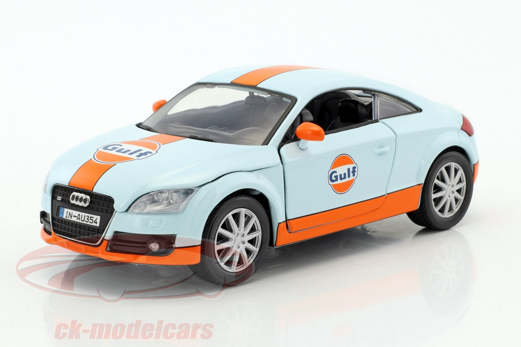 motormax-1-24-audi-tt-coupe-year-2015-gulf-blue-orange-79645/