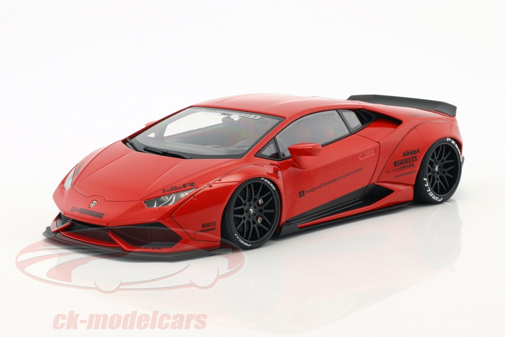 autoart-1-18-lamborghini-huracan-liberty-walk-lb-works-red-79123/