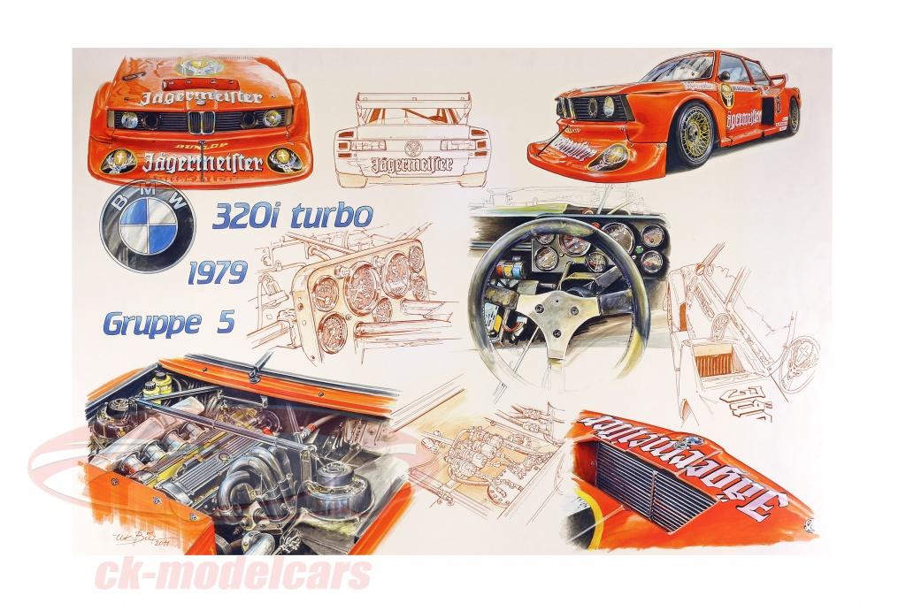 print-bmw-e21-320i-turbo-gruppe-5-jaegermeister-drm-1979-masse-98cm-x-68-cm-ck46314/