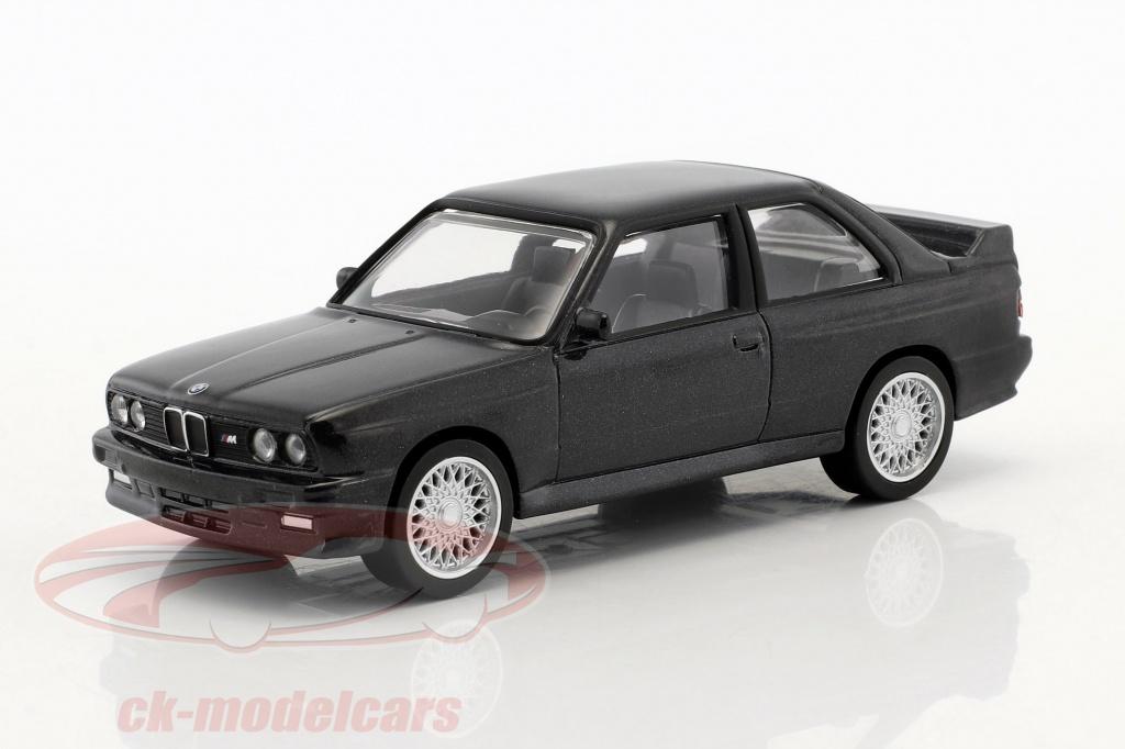 norev-1-43-bmw-m3-e30-annee-de-construction-1986-jet-car-noir-metallique-350009/