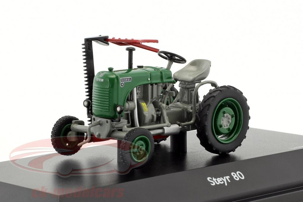 schuco-1-43-steyr-80-trattore-verde-grigio-450902900/