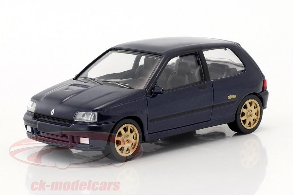 norev-1-43-renault-clio-williams-year-1993-jet-car-blue-metallic-517522/