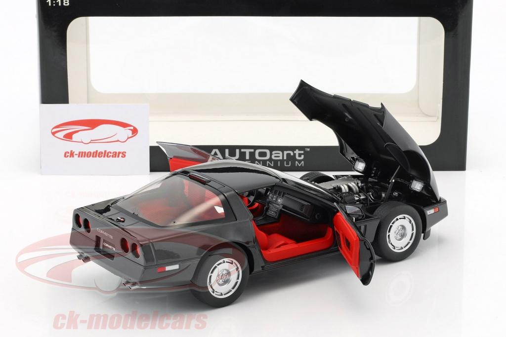 AUTOart 1:18 Chevrolet Corvette C4 Year of construction 1986