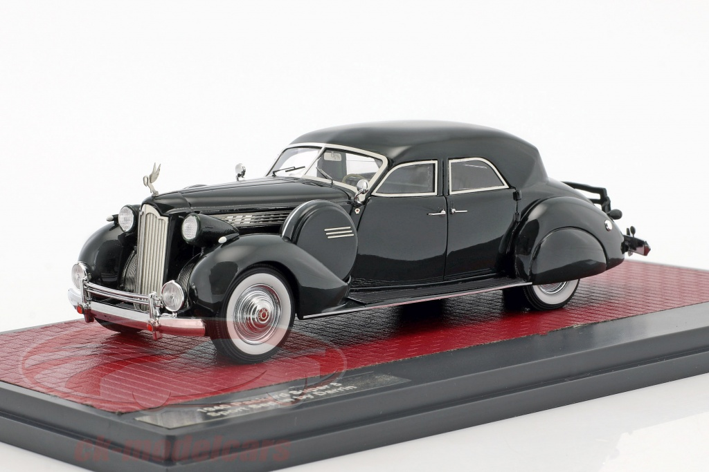matrix-1-43-packard-super-8-sport-sedan-by-darrin-year-1940-dark-green-mx51601-011/