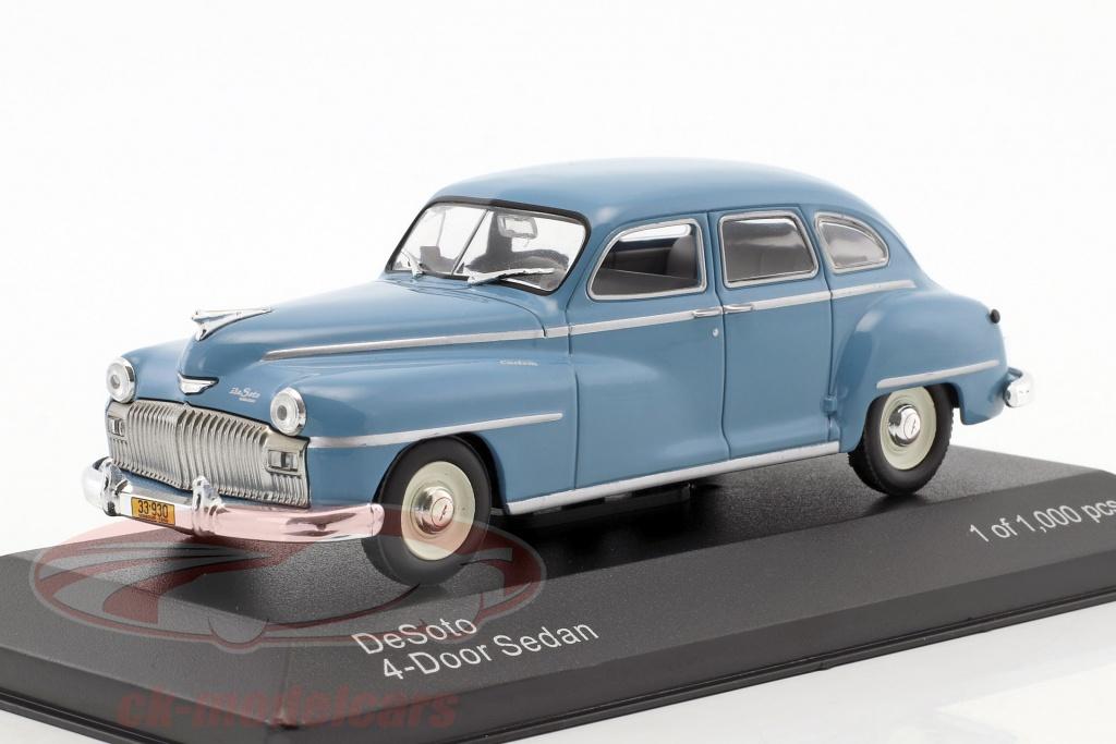 whitebox-1-43-desoto-4-door-sedan-year-1946-light-blue-wb282/