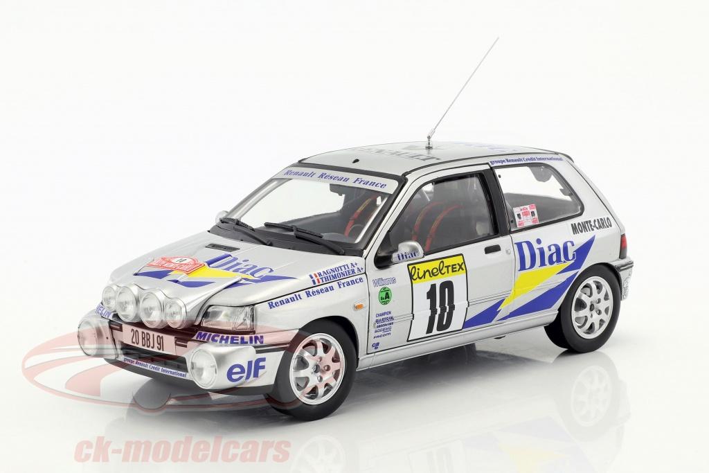 norev-1-18-renault-clio-williams-no10-rallye-monte-carlo-1994-ragnotti-thimonier-185229/