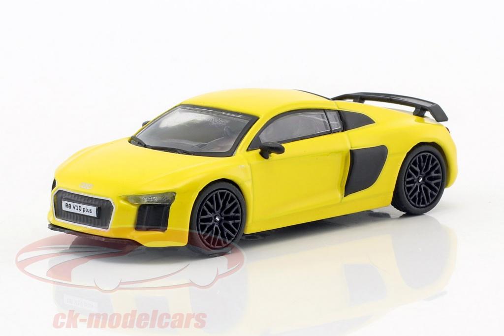 tarmac-works-1-64-audi-r8-v10-plus-vegas-yellow-t64g-001-yl/