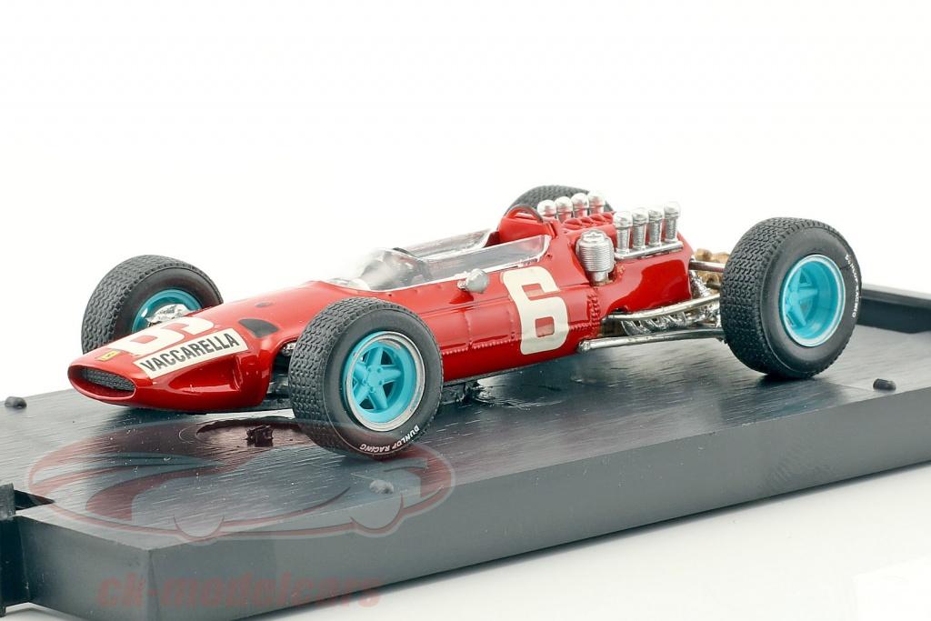 brumm-1-43-nino-vaccarella-ferrari-158-no6-italien-gp-formule-1-1965-r296/