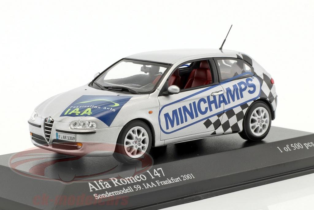 minichamps-1-43-alfa-romeo-147-sondermodell-59-iaa-frankfurt-2001-silber-430120090/