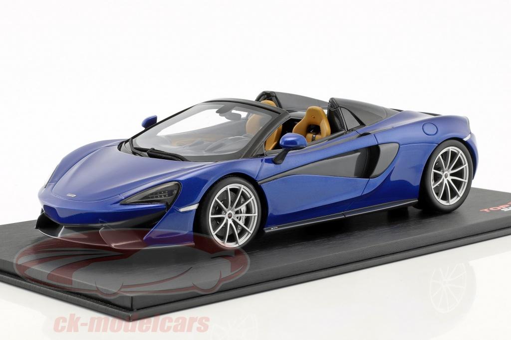 true-scale-1-18-mclaren-570s-spider-antares-blue-ts0124/