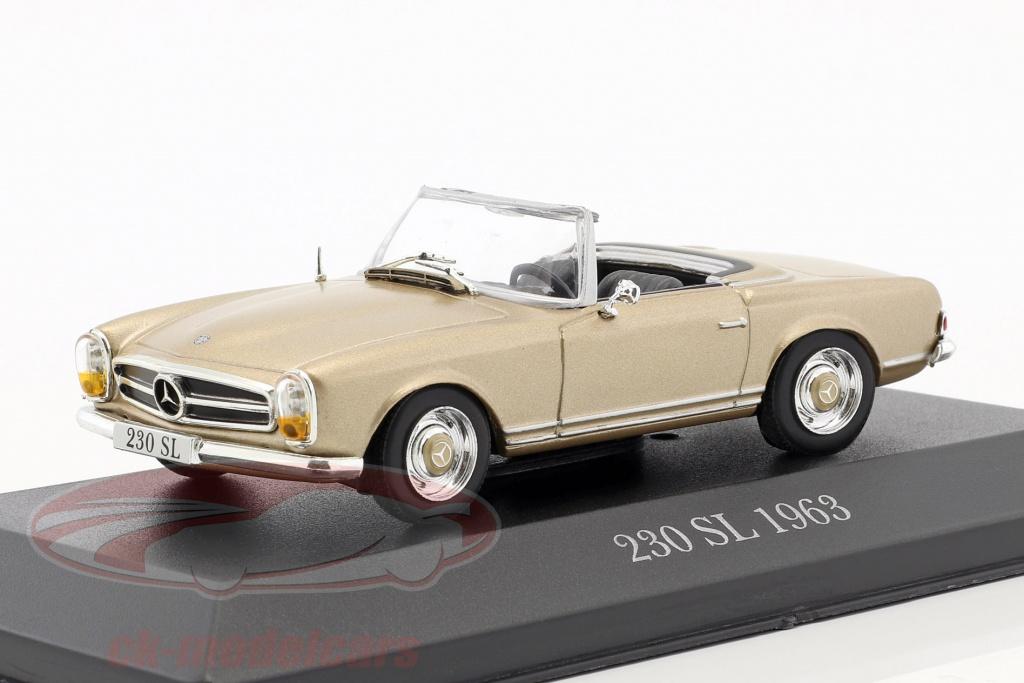 atlas-1-43-mercedes-benz-230-sl-w113-pagode-anno-di-costruzione-1963-1967-beige-b66041049/