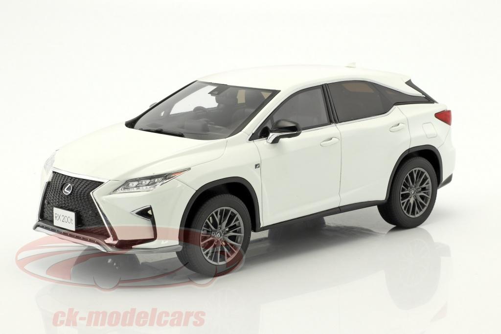 kyosho-1-18-lexus-rx-200t-f-sport-white-ksr18014w/