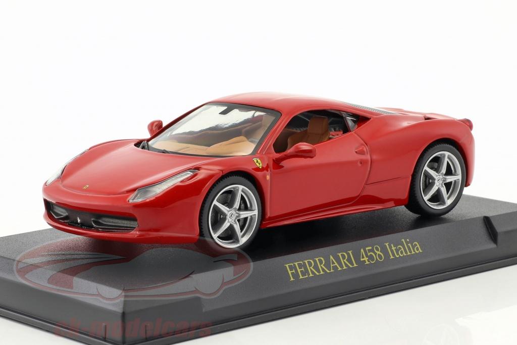 altaya-1-43-ferrari-458-italia-rosso-ck47009/