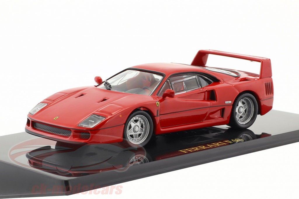 altaya-1-43-ferrari-f40-red-with-showcase-ck47172/