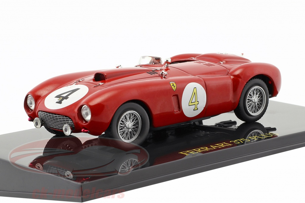 altaya-1-43-ferrari-375-plus-no4-winner-24h-lemans-1954-gonzalez-trintignant-with-showcase-ck47143/