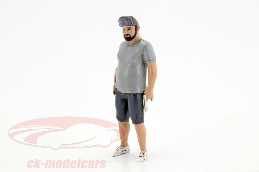 american-diorama-1-18-hot-rodder-robert-cifra-ad24009/