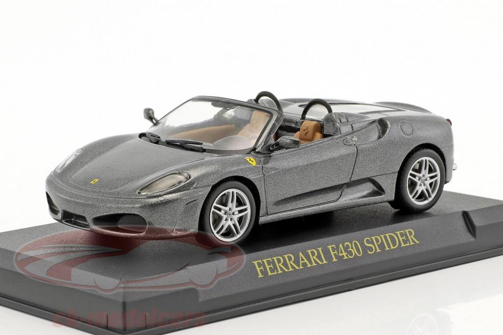 altaya-1-43-ferrari-f430-spider-grey-metallic-ck46971/