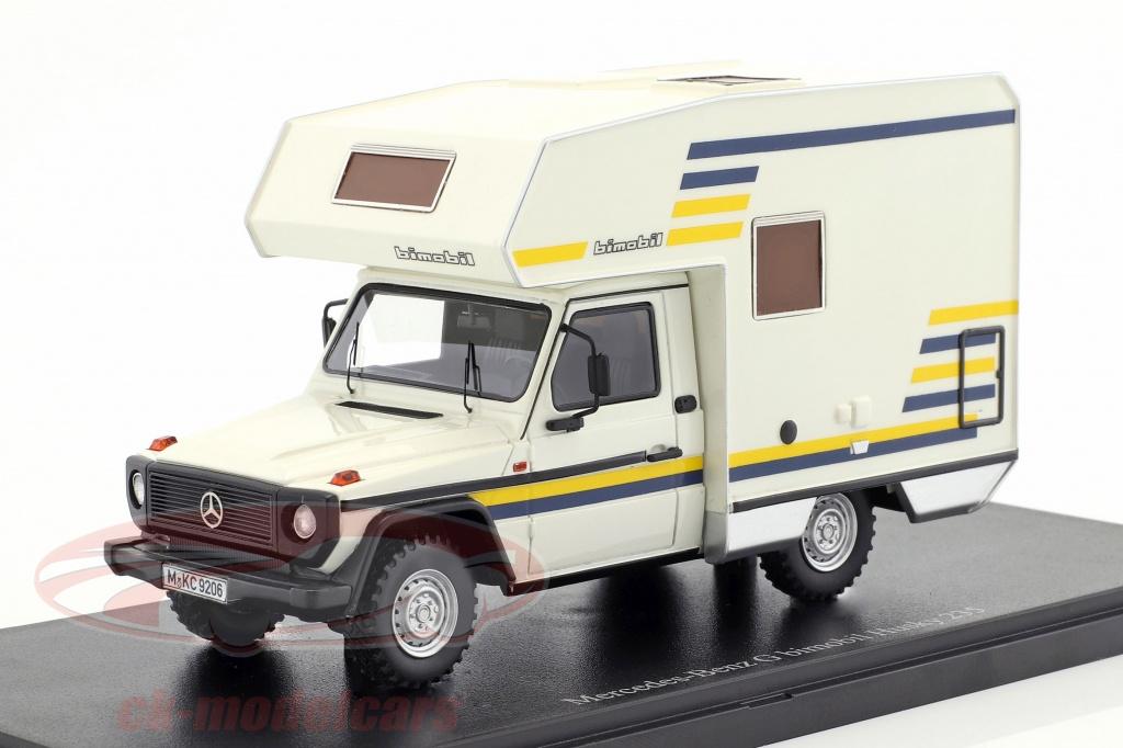 autocult-1-43-mercedes-benz-g-bimobil-husky-year-1984-white-09006/