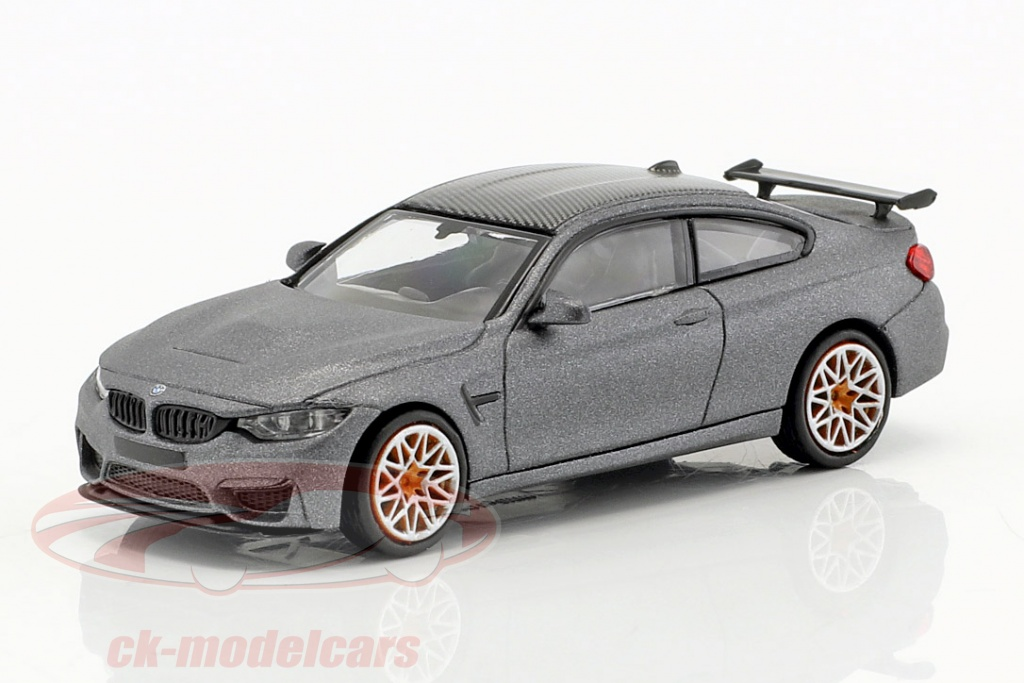 minichamps-1-87-bmw-m4-gts-year-2016-mat-gray-metallic-orange-870027100/