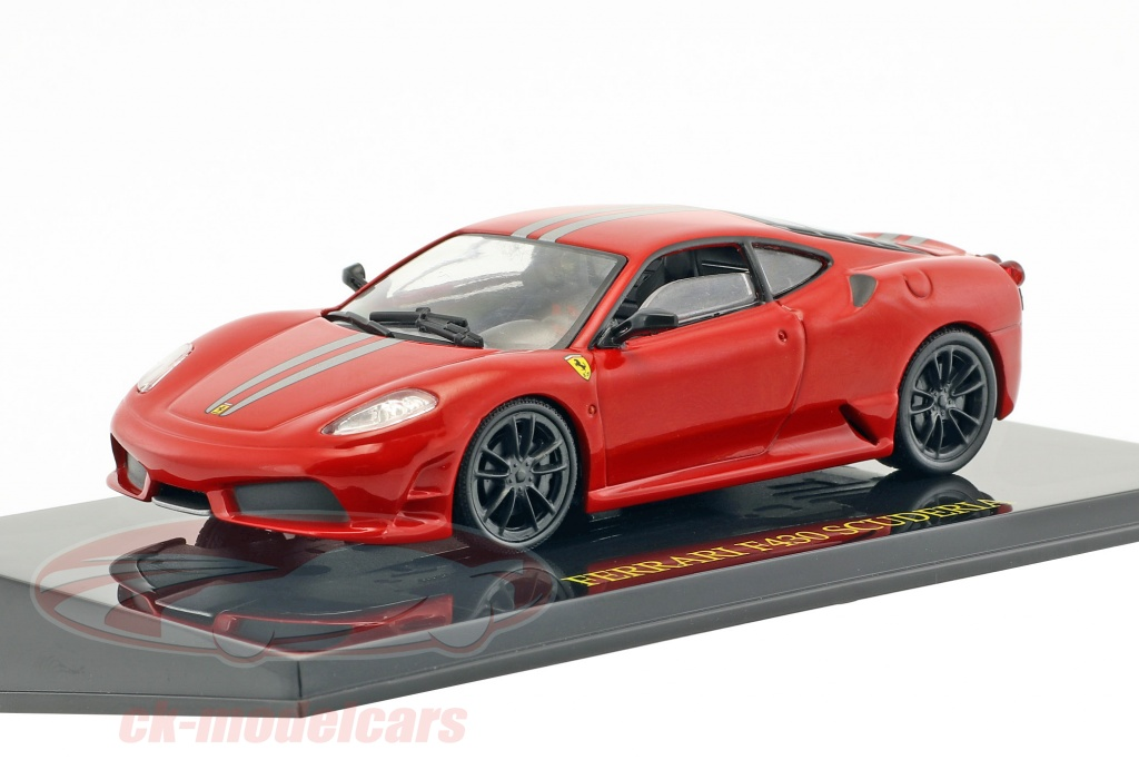 altaya-1-43-ferrari-f430-scuderia-red-with-showcase-ck47108/