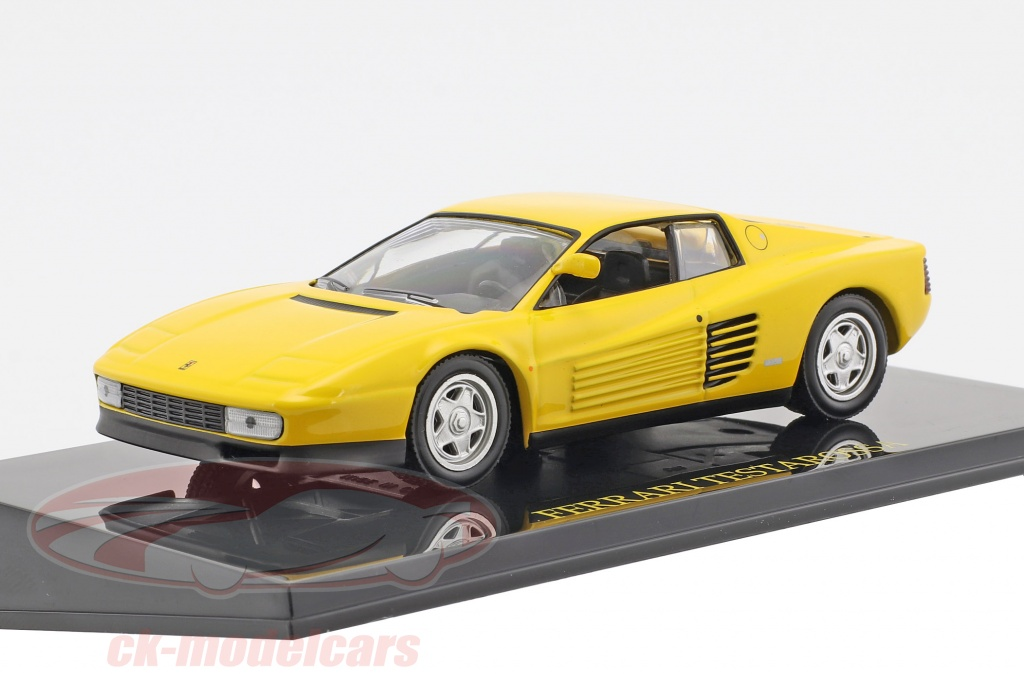 altaya-1-43-ferrari-testarossa-yellow-with-showcase-ck47101/