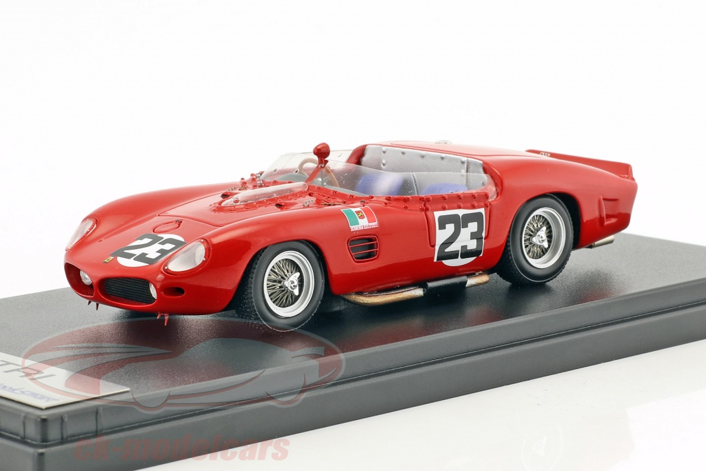 looksmart-1-43-ferrari-250tri-61-no23-winner-12h-sebring-1962-bonnier-bianchi-lslm048/