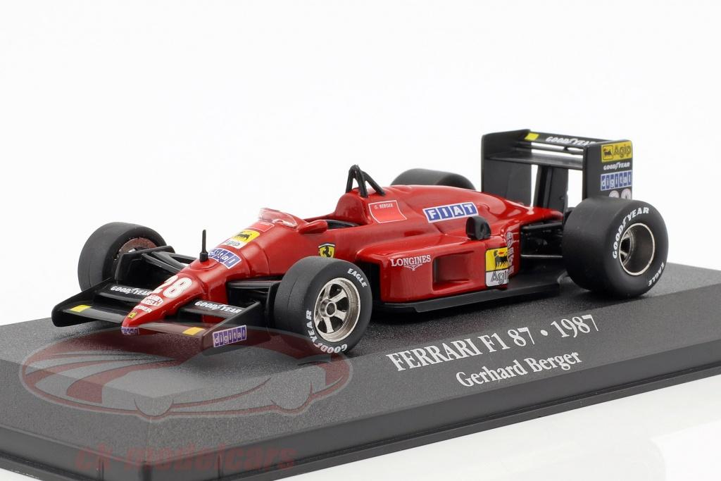 atlas-1-43-gerhard-berger-ferrari-f1-87-no28-formula-1-1987-7174022/