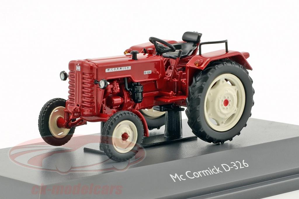 schuco-1-43-mc-cormick-d-326-trattore-rosso-450314700/