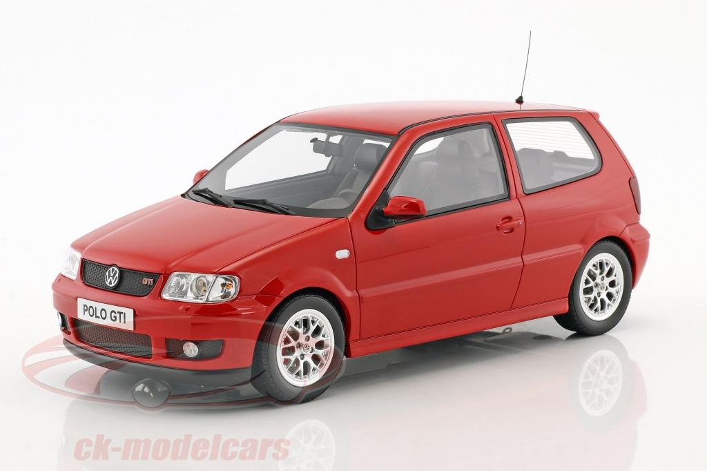 ottomobile-1-18-volkswagen-vw-polo-gti-anno-di-costruzione-2001-rosso-ot270/