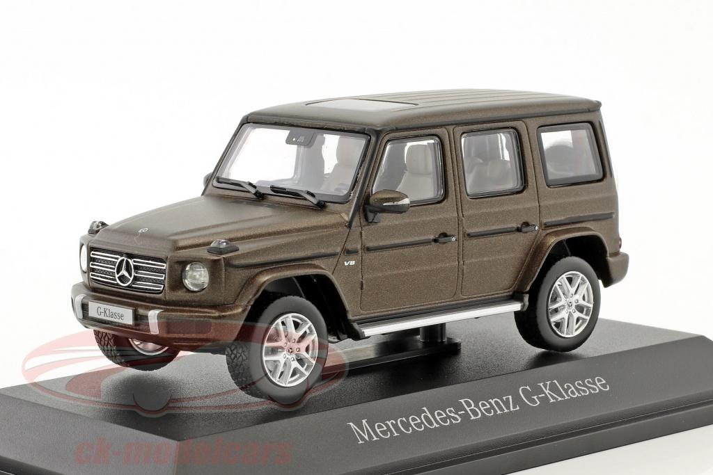 norev-1-43-mercedes-benz-classe-g-w463-designo-citrino-marrone-magno-b66960809/