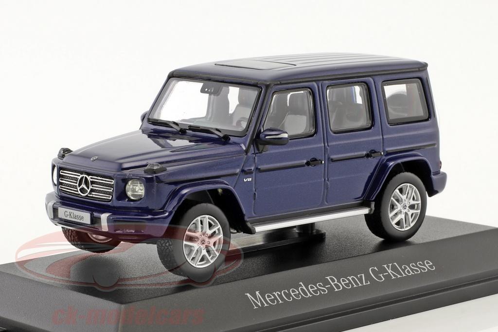 norev-1-43-mercedes-benz-g-klasse-w463-briljant-blauw-metalen-b66960808/