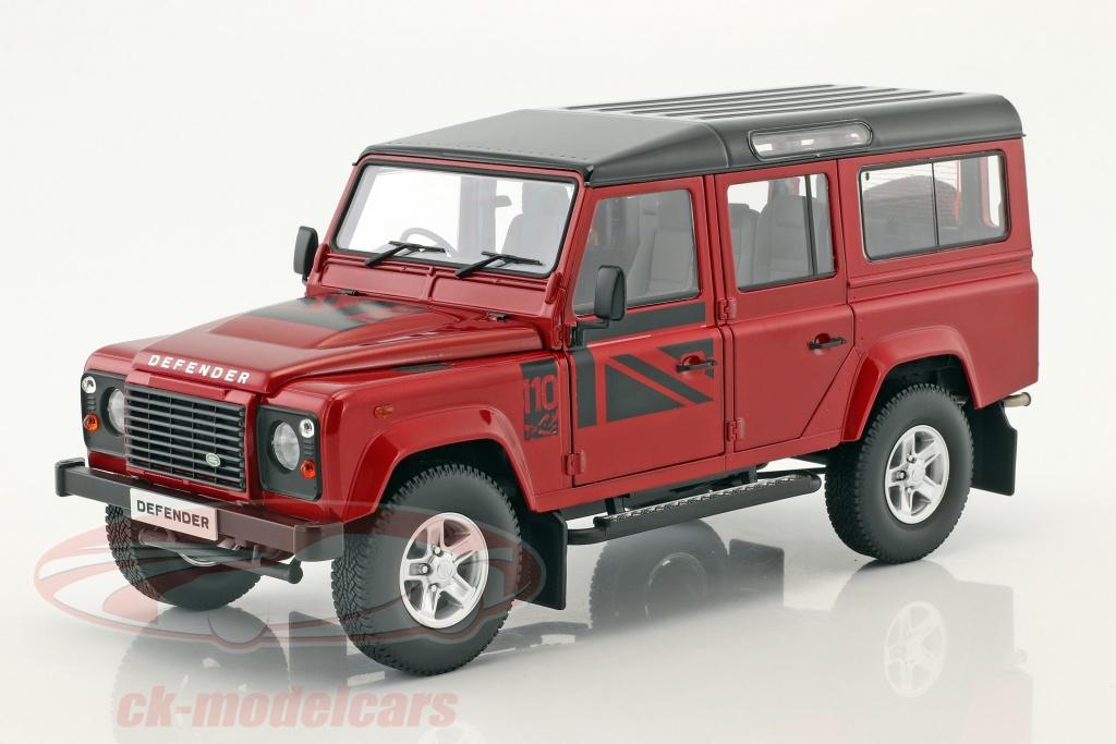 dorlop-1-18-land-rover-defender-110-rhd-annee-de-construction-1983-rouge-dor1810rrhd/