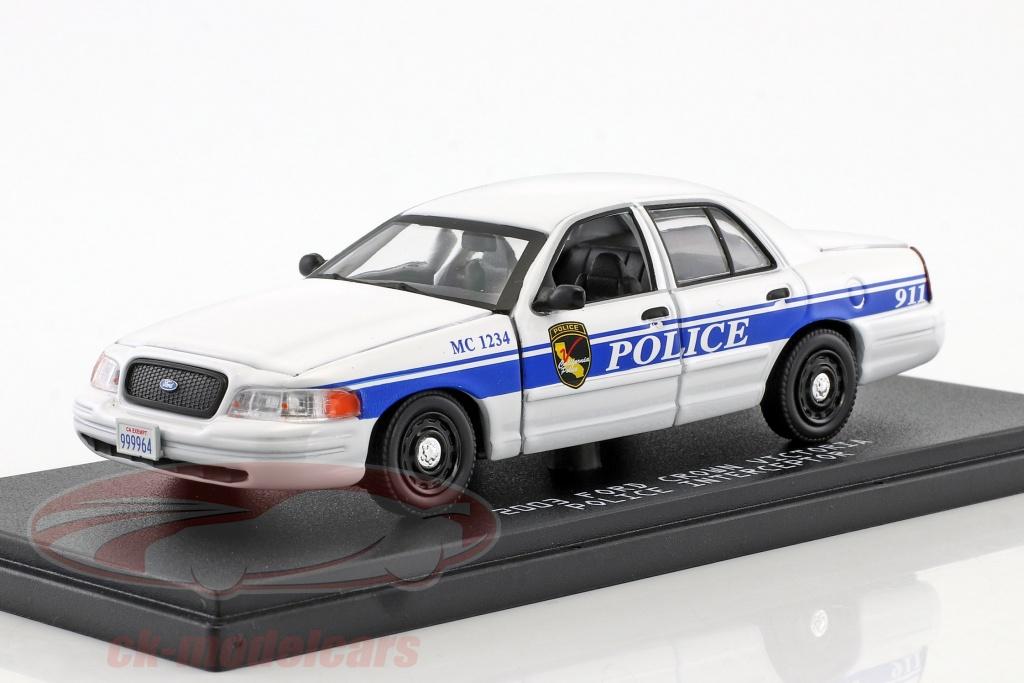 greenlight-1-43-ford-crown-victoria-police-interceptor-anno-di-costruzione-2003-serie-tv-macgyver-dal-2016-86520/