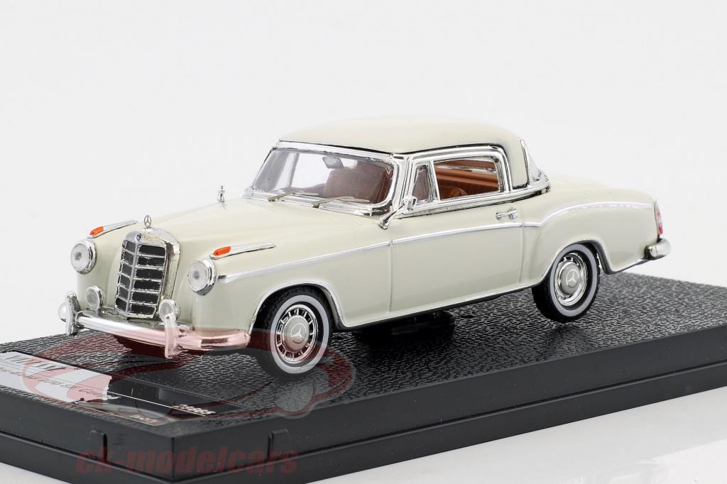 vitesse-1-43-mercedes-benz-220-se-coupe-baujahr-1958-elfenbein-28665/