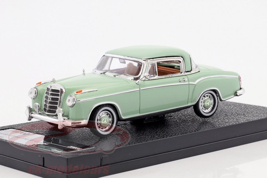 vitesse-1-43-mercedes-benz-220-se-coupe-baujahr-1958-hellgruen-28666/