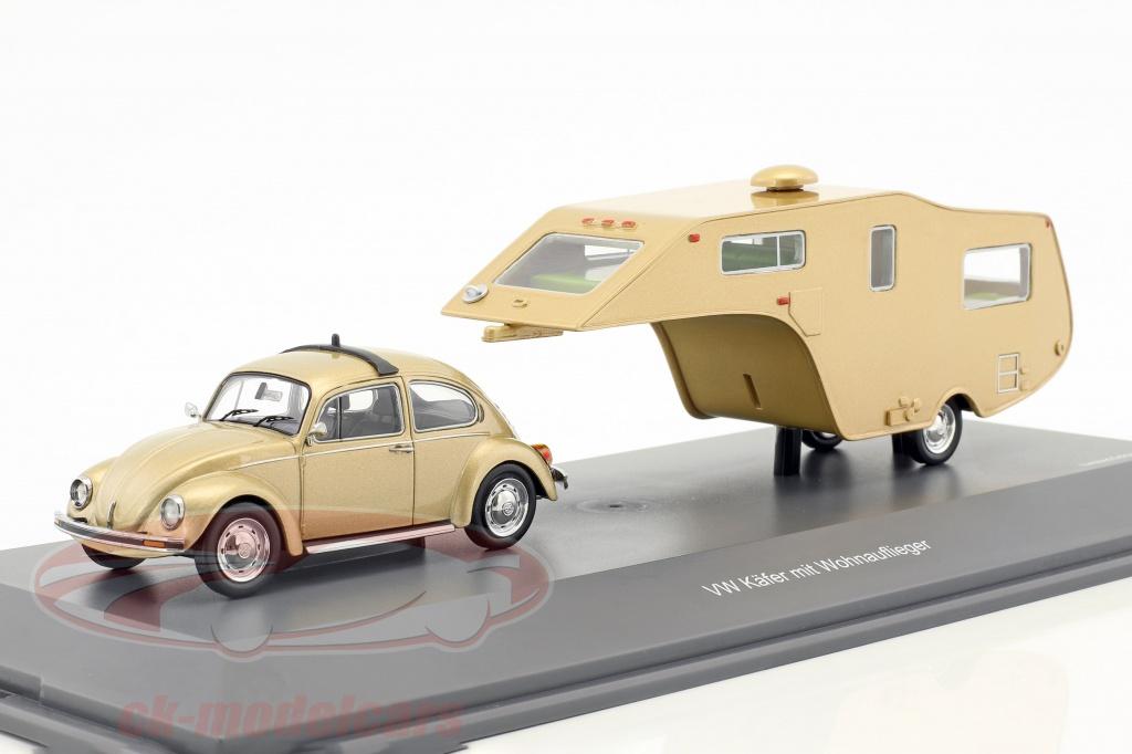 schuco-1-43-volkswagen-vw-beetle-with-caravan-gold-metallic-450903800/