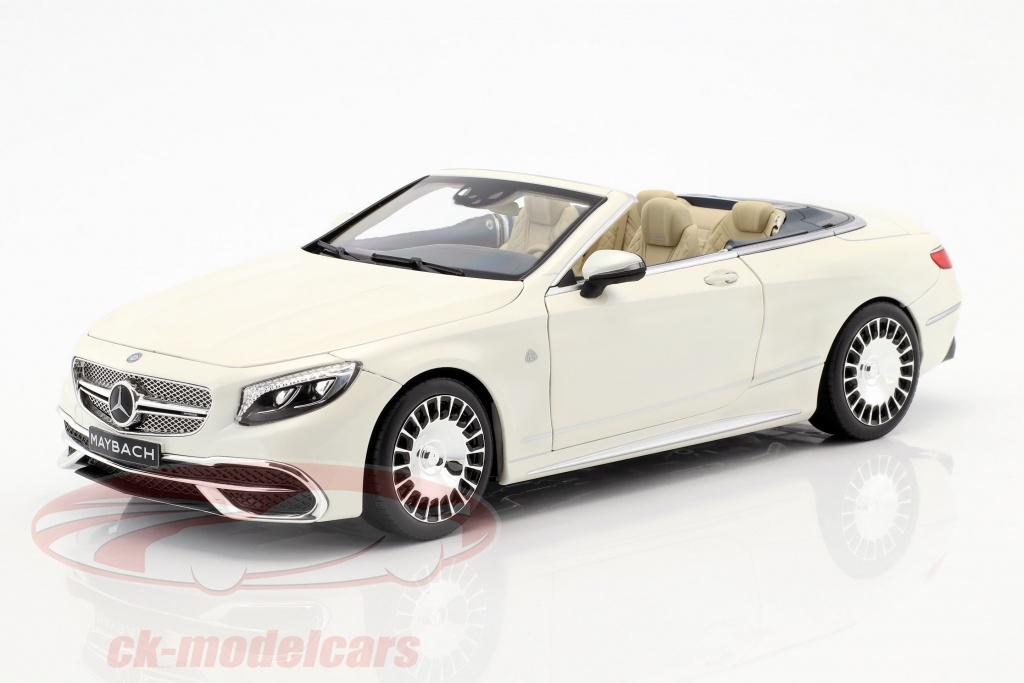 norev-1-18-mercedes-benz-maybach-s-650-cabriolet-avec-amovible-haut-designo-blanc-diamant-bright-b66962451/