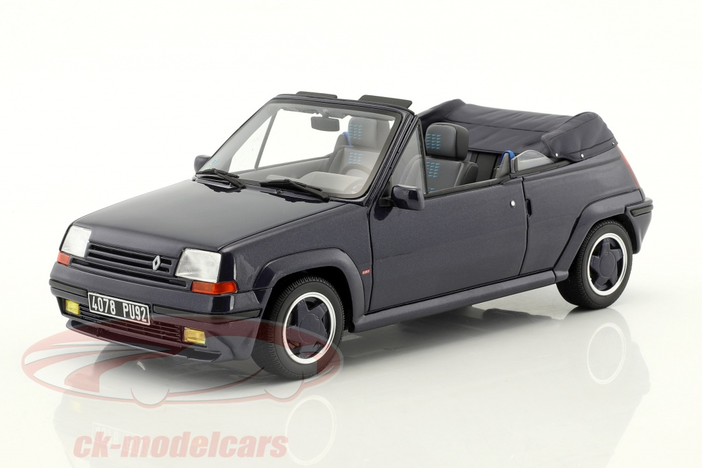 ottomobile-1-18-renault-5-gt-turbo-cabriolet-by-ebs-annee-de-construction-1990-bleu-ot280/
