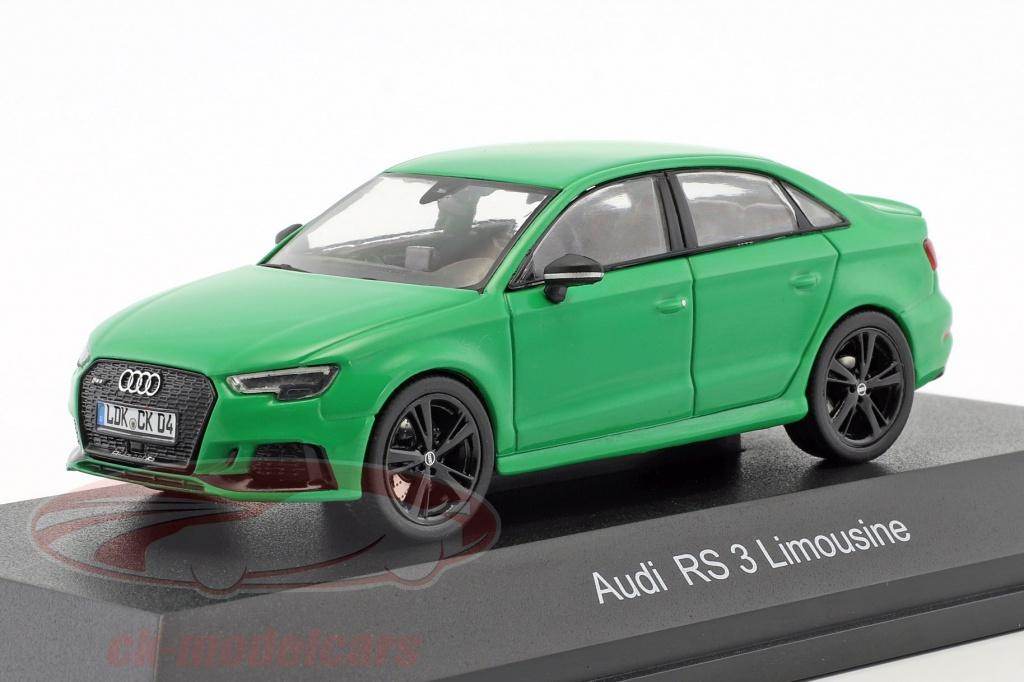 iscale-1-43-audi-rs-3-limousine-verde-43000043/