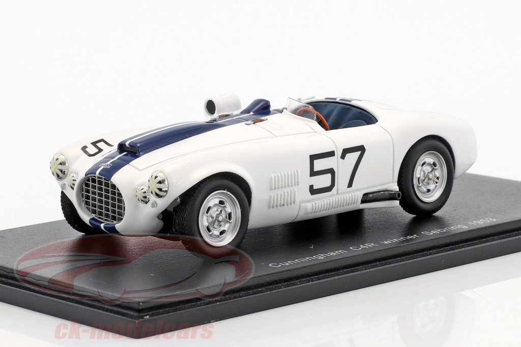 spark-1-43-cunningham-c4-r-no57-winner-12h-sebring-1953-walters-fitch-43se53/