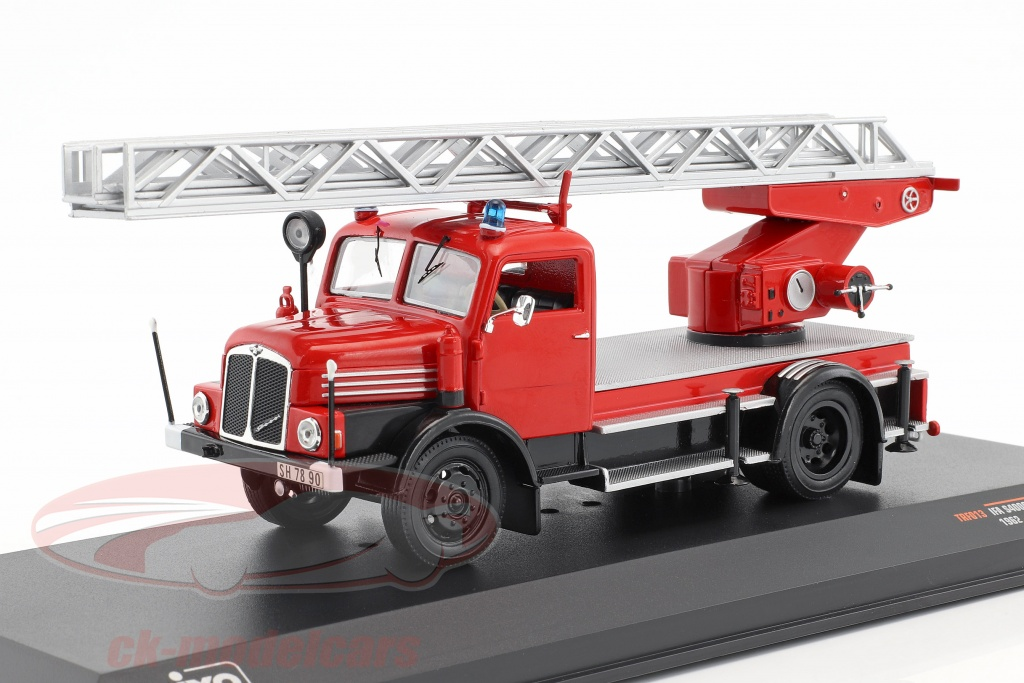 ixo-1-43-ifa-s4000-dl-fire-department-with-ladder-red-trf013/