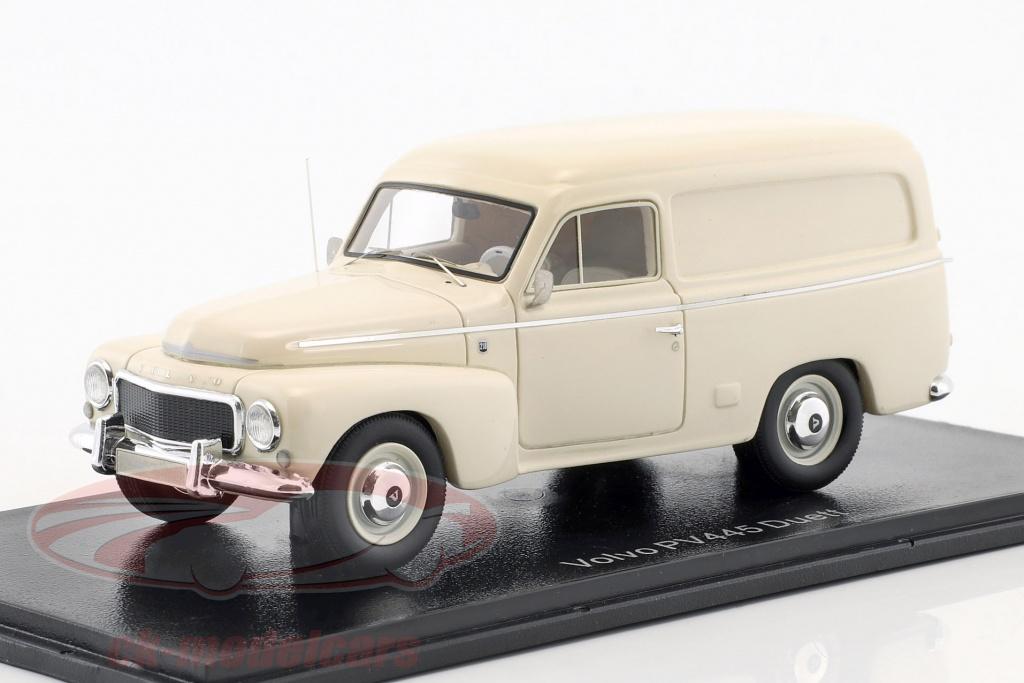 neo-1-43-volvo-duett-pv445-anno-di-costruzione-1956-beige-chiaro-neo45722/
