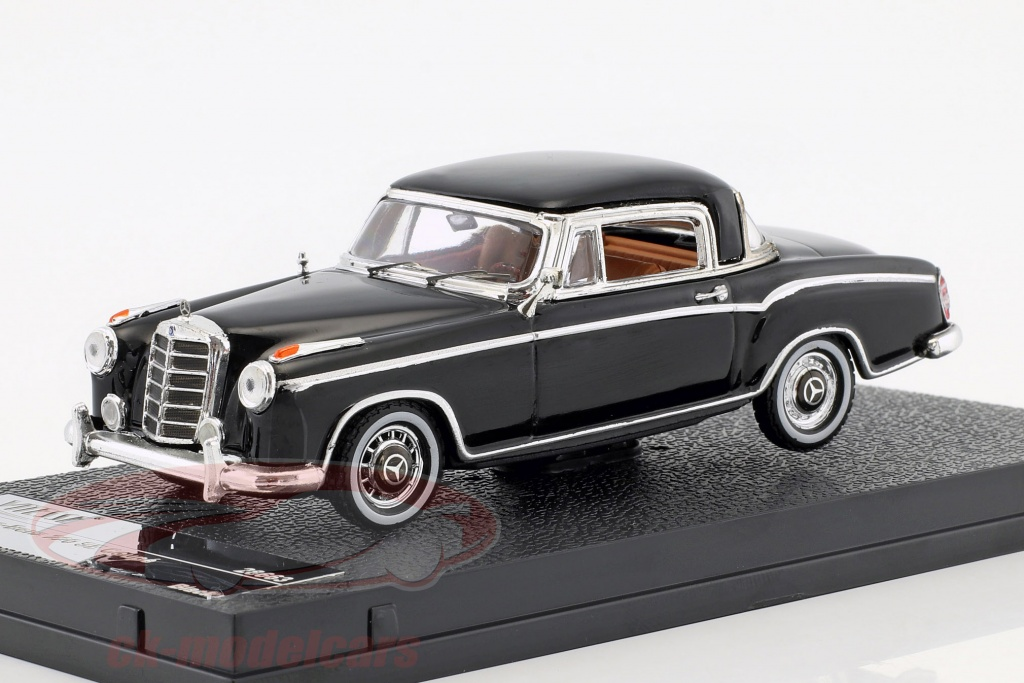 vitesse-1-43-mercedes-benz-220-se-coupe-bouwjaar-1959-zwart-28663/