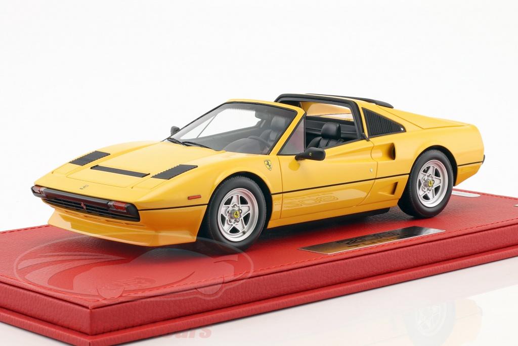 bbr-models-1-18-ferrari-208-gts-turbo-year-1983-yellow-p18142d/